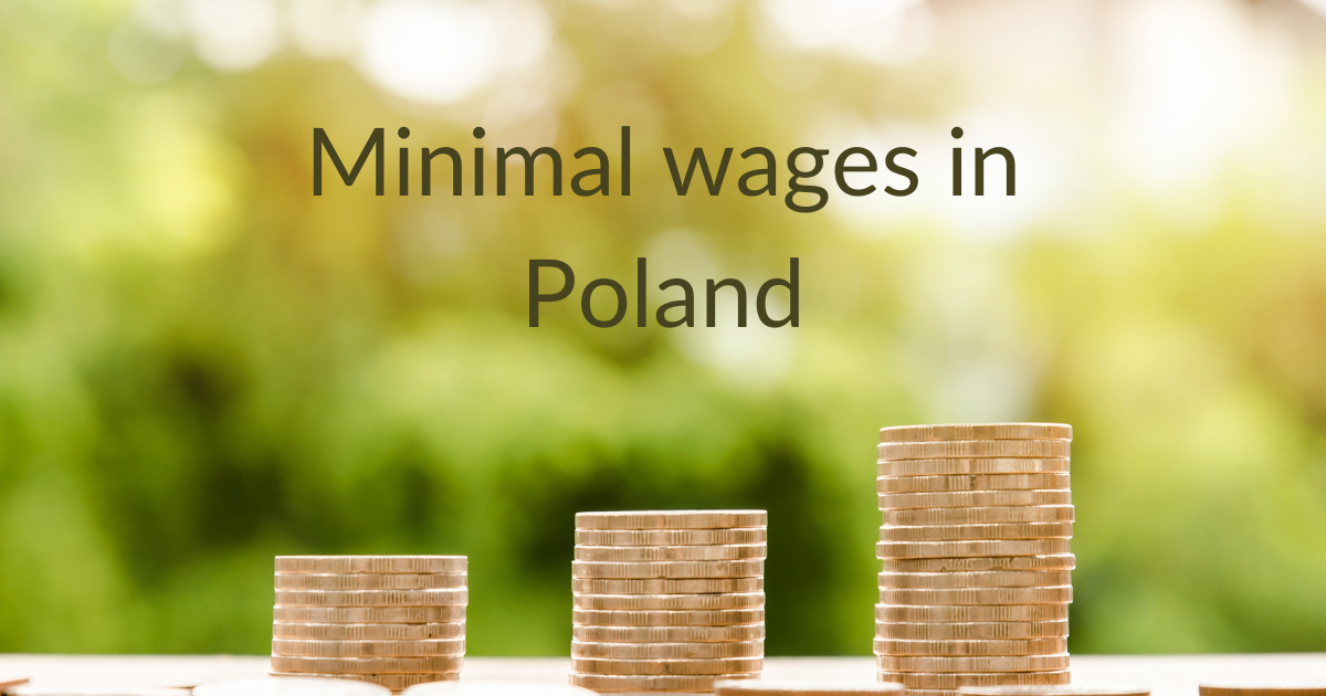 minimal wages in Poland